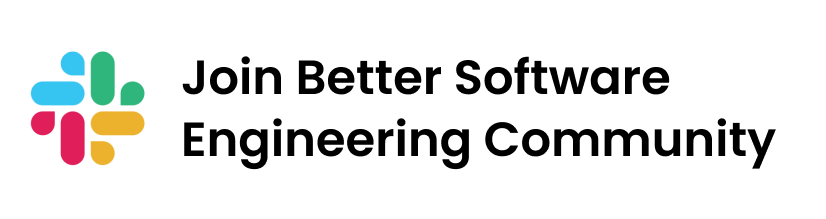Join better software engineering community